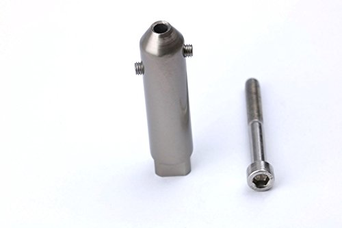 tendeur cable acier/inox Ø3-4 mm en aluminium, garde corps balustrade design