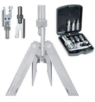LEATHERMAN TOOL ADAPTER - ADAPTADOR PARA PUNTAS HEXAGONALES