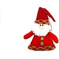 QHGstore Decorazione dell'albero di Natale Babbo Natale Bambola Pendenti ornamenti d'attaccatura NO.1