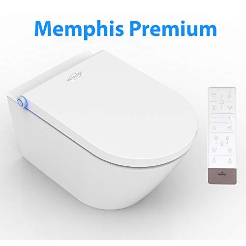 MEWATEC Marken Dusch-WC Komplettanlage Memphis Premium - Preis-Leistungs-Sieger
