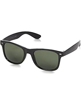 ONLY Onlsunglasses Basic Box 17 Noos, Gafas de Sol para Mujer, Negro (Black), Talla Única