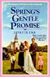 download ebook spring's gentle promise (seasons of the heart #4) by oke, janette (1989) library binding pdf epub