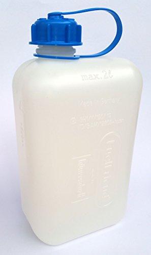 Preisvergleich Produktbild FuelFriend®-BIG CLEAR BLUE max. 2,0 Liter für Harnstoff bzw. AdBlue® …