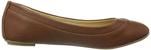 Another Pair of Shoes Bellaae2, Ballerine Donna Marrone (mid brown21)