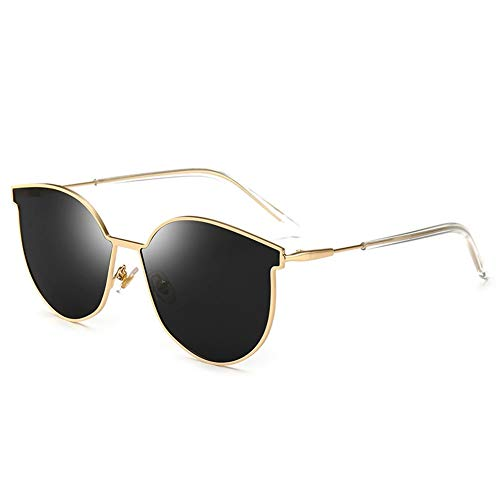 Thirteen Polarisierte Sonnenbrille Frauen Kleine Gesicht Fahren Spiegel, Anti-uv Anti-Glare Sonnenbrille, Verwendet Für Dekorative Sonnenschirm, Geeignet Für Alle Gesichtstypen. (Color : D)