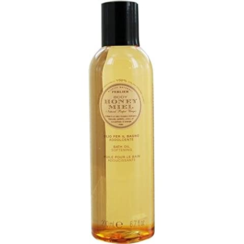 Perlier by Perlier, 6.7 oz Body Honey Miel Softening Bath Oil 8009740829720 by Perlier