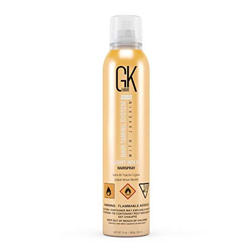 GKhair Laque Spray Tenue Souple 320 ML
