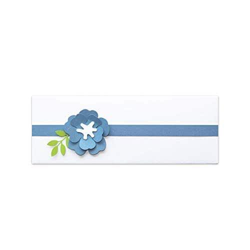 Porta soldi - minimal - cerimonie - matrimonio - busta portasoldi (formato 21,5 x 8 cm) + biglietto d'auguri vuoto all'interno - ideale per il tuo messaggio personale - realizzato interamente a mano.