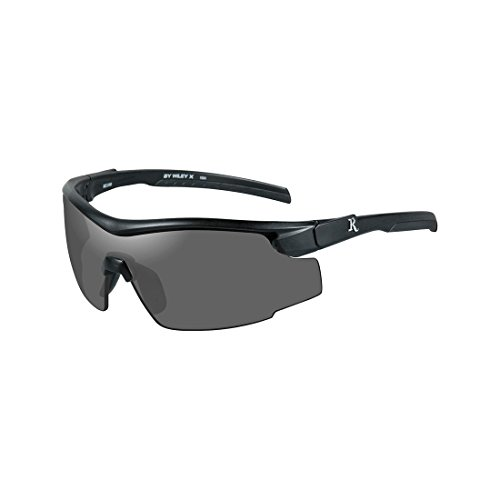 WILEY X Remington Platinum Grade Eyewear Smoke Lens FACTORY CODE: INT WIX192068