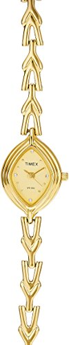 Timex Classics Analog Gold Dial Women's Watch - LS05 image