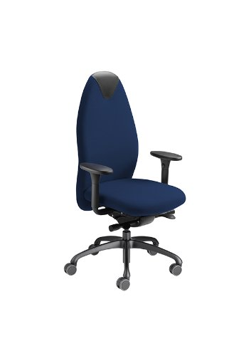Löffler Bürodrehstuhl Tango 2451 d\'blau
