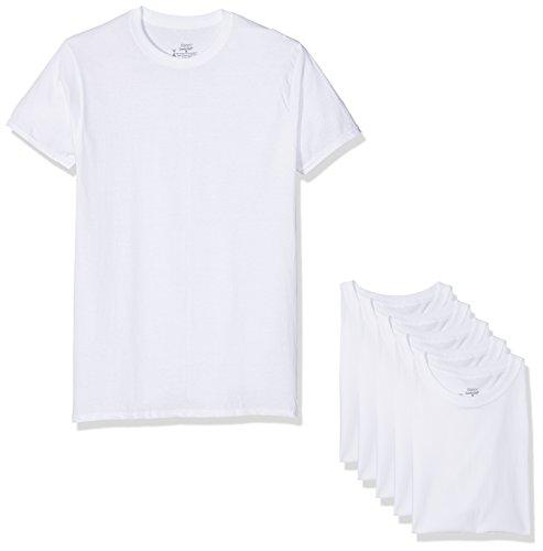 Multipack Pullunder, Weiß (Bianco Wht), XX-Large (Herstellergröße: 2XL) (erPack 6 ()
