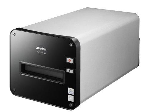 Plustek OpticFilm 120 Klein/ Mittelformat Filmscanner (5300 dpi, USB) inkl. SilverFast Ai
