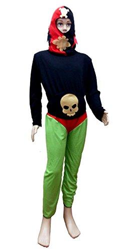 ( Größe 5 - 7 Jahre ) Kostüm von Wrestling Wrestler für Kinder Karneval Halloween Verkleidung Cosplay Idee geschenk (Für Kinder Wwe Halloween-kostüme)