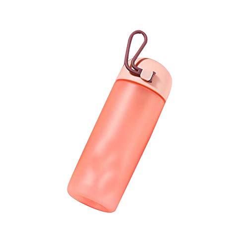 Outdoor Cup Einfache Peeling Plastikschale Outdoor Sports Handschale Mit Griff Raumschale Tragbare Wasserflasche,B