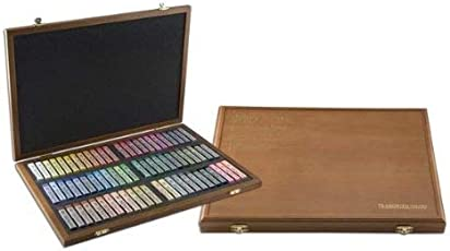 Mungyo Gallery Artists' Soft Pastels - 12 Colors Earth Tone