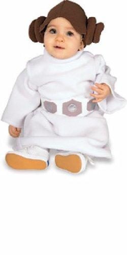 Costume Principessa Leila Bambina Originale Star Wars