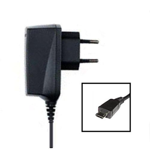 Câble de charge/Chargeur pour Doro Primo 305, 365, 405, 413,Liberto 820et PhoneEasy 508, 612 Adaptateur pour maison et voyage AC 110V, 120V, 220V, 230V, 240V