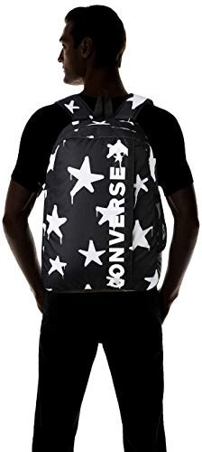 Best converse backpack in India 2020 Converse 20 Ltrs Black Casual Backpack (10009018-A01) Image 6