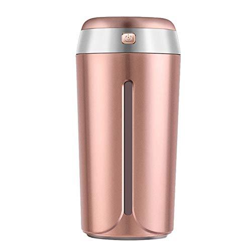 SXMAN Ätherisches Öl Diffusor, 380ml Aroma Luftbefeuchter Timer Set kalt Nebel wasserlos automatisch aus geeignet für Yoga Familie Spa Babyraum USB-Stromversorgung,A