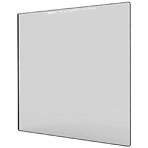NISI 150 x 150 mm polarizador Exclusivo de PL II