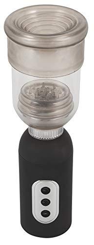 ORION Eichelpumpe  -  wiederaufladbarer Penissaugpumpe für Männer, intensive Stimulation mit Vibration für die Eichel