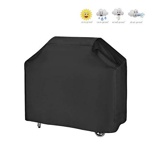 SUNDUXY Grillabdeckung, wasserdichte Hochleistungsgrillgasgrillabdeckung, spezielles lichtbeständiges und UV-beständiges Material Langlebig und praktisch,80x66x100cm