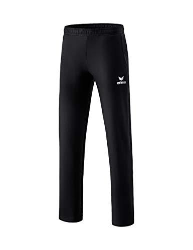 ERIMA Erwachsenen Essential 5-C Sweatpant mit offenem Beinabschluss und stylischem 5-C Print -