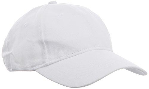 Foto de Anvil 136 - Gorra de béisbol para hombre, color blanco (wht white), talla Talla única