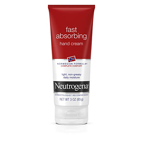 Neutrogena Norwegian Formula Fast Absorbing Hand Cream, 3 Ounce by Neutrogena