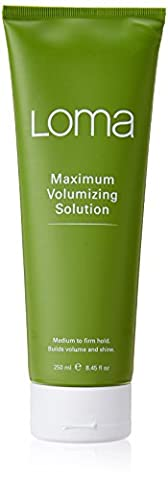 Loma Organics Maximum Volumizing Solution - 8.45 oz by Loma [Beauty] (English Manual)