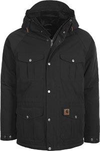 Carhartt Mentor Jacket Black Schwarz