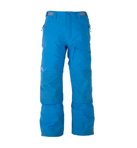 flylow Herren Magnum BC Skifahren Hose, Herren, Bluebird (Flylow Ski-handschuhe)