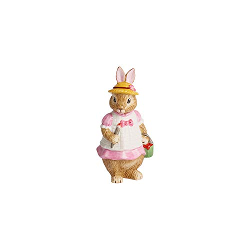 Villeroy & Boch Bunny Tales Porzellanfigur Anna, Porzellan, Bunt