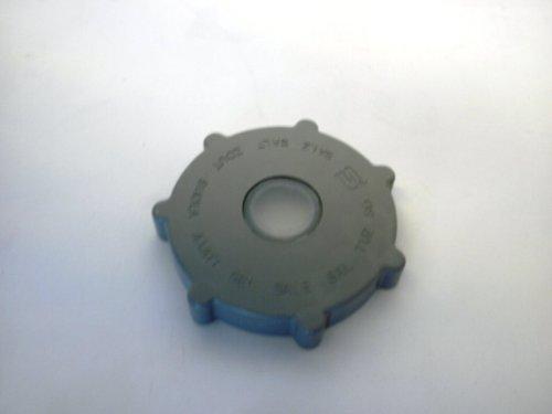 Siemens Bosch 165259 - Tapa cierre sal lavavajillas