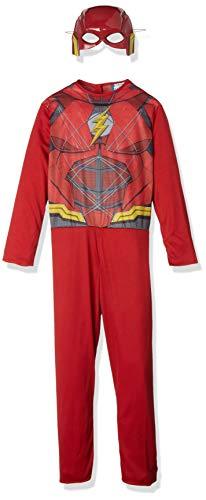 Marvel - Disfraz de Flash superhéroe para niños, infantil 5-7 años (Rubie's 630860-M)