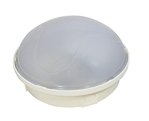 Tibelec 340 910 esterno lampada da parete per esterni ip65 plastica