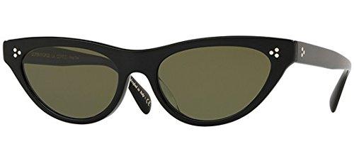 Oliver Peoples Sonnenbrillen ZASIA OV 5379SU BLACK/G- Damenbrillen