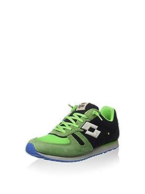 Lotto Leggenda Sneaker Tokyo Shibuya W Vert Eau/Jaune EU 37 uGHqVBin5j
