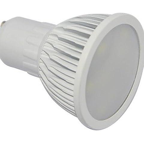 XMQC*10 pcs 5 W 10pcs 5730 400-450 Lámparas de LED blanco frío 85-265 V
