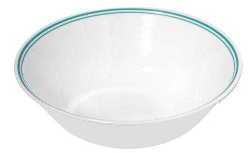 Corelle Livingware 1-Quart Serving Bowl, Rosemarie by CORELLE - Corelle Rosemarie