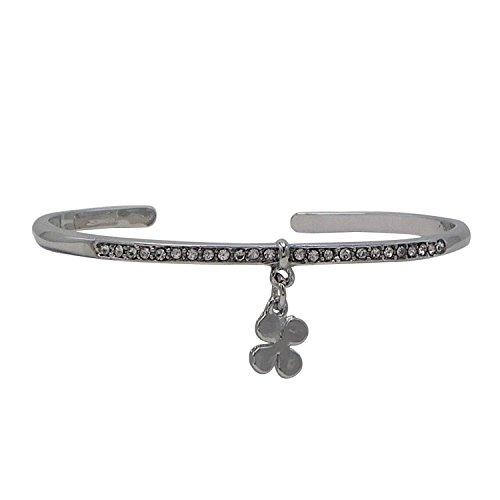 rosemarie-collections-da-donna-con-strass-bracciale-lucky-clover