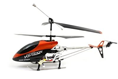 Alloy Shark V2 3Ch Rc Helicopter 9053 With Gyro