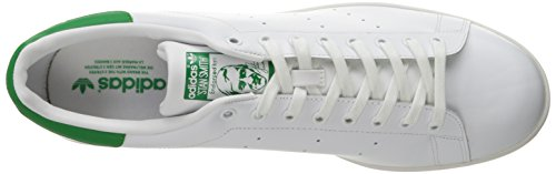 adidas Originals Stan Smith Unisex-Erwachsene Sneakers Weiß
