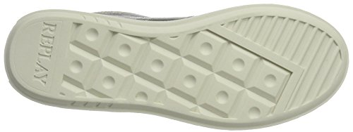Replay Lady Lune Sneaker Argento (argento)