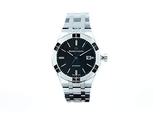 Reloj Automático Maurice Lacroix Aikon Gents, 42 mm, Brazalete de acero, 20 atm