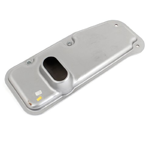 sourcingmap Silber Ton Auto PKW Getriebe Ölfilter Filter Sieb Ersatz Metall 35330-60030