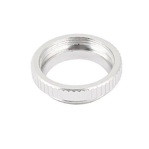 Silber Ton Aluminium CS-Mount Objektiv an C-Mount Kamera Adapterring - C-mount Cs-mount