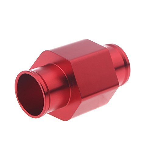 KKmoon Water Temp Temperature Joint Pipe Sensor Gauge Radiator Hose Adapter 34mm Test