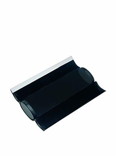 Philippi Design Giorgio Brillenetui für Brille oder Stifte, aus echtem Leder schwarz 128039